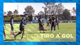 Reto Tiro A Gol Desde El Nido Águila | Club América