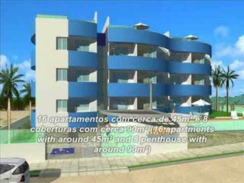 Real Estate Development Project Arituba Lagoon View, Natal,