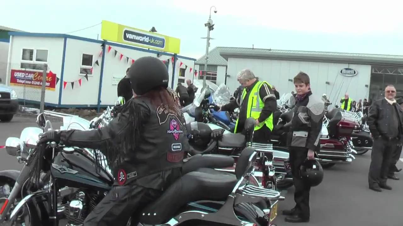 Why is it that Harley Riders Are the bashing?
