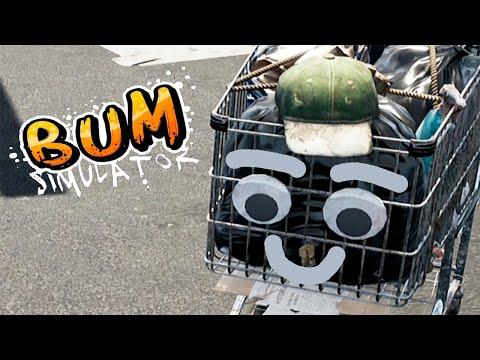 БОМЖ-СТРОИТЕЛЬ ► Bum Simulator #5