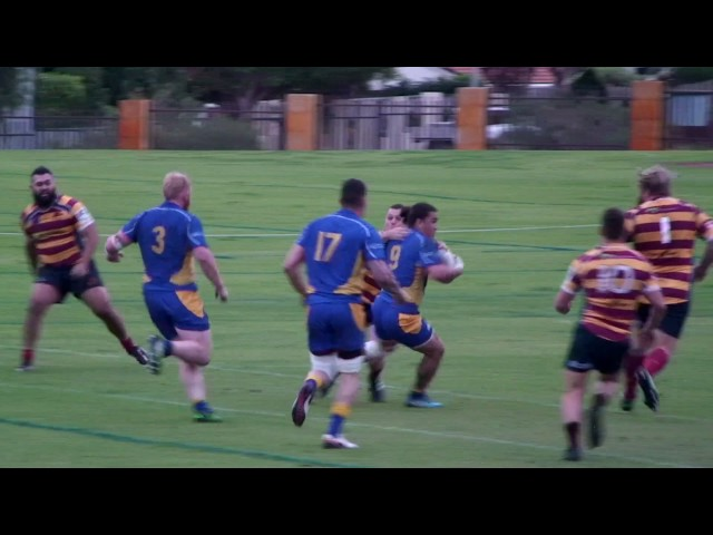 Pindan Premier Grade Tries of the Week - Round 10