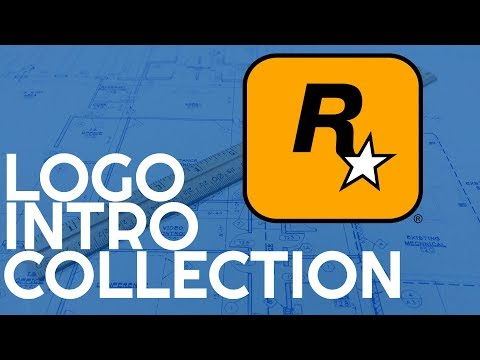 Rockstar Games Logo Intro Collection (1997-2018)