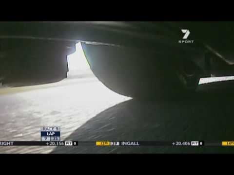 V8 Supercars 2009 Hidden Valley Jamie Whincup Tyre Cam