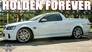 THUNDER FROM DOWNUNDER! - 2012 Holden Commodore Ute