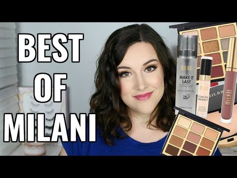 BEST OF MILANI | TOP 10 MILANI PRODUCTS