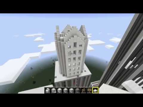 Minecraft: Das Chrysler Building Teil 4