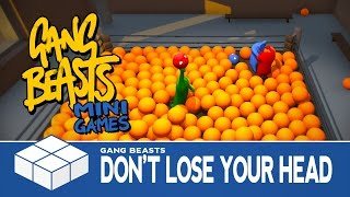Gang Beasts Mini Games - Don