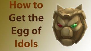 Cómo obtener huevo de huevo de ídolos Guía ROBLOX Egg Hunt 2019