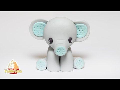 How to Make a Sugar Elephant