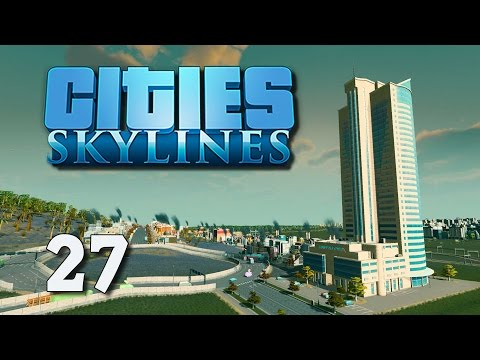 cities-skylines-#27---weitere-wahrzeichen-[gameplay-german-deutsch]-[let's-play]