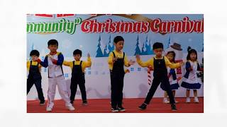 Christmas Carnival Performance 聖誕嘉年華表演
