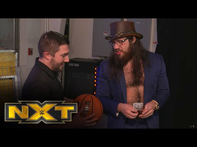 The Million Dollar Man has nothing on Cameron Grimes: WWE NXT, Feb. 24, 2021