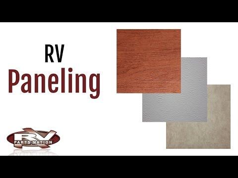 RV Paneling - YouTube
