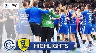 VfL Gummersbach - Rhein-Neckar Löwen   Highlights - DKB Handball Bundesliga 2018/19