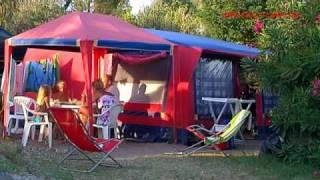 Camping Domaine du Colombier - Frankreich - Côte d'Azur - Fréjus