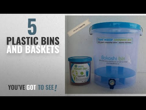 top-10-plastic-bins-and-baskets-[2018]:-bokashi-compost-bin-(15-ltr)