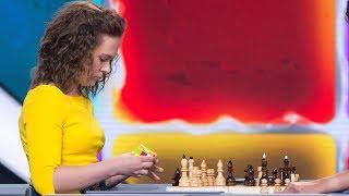 «Удивительные люди». Ирина Дробитько. Спидкубер, шахматистка