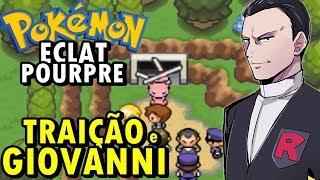 Pokémon Eclat Pourpre (Detonado - Parte 31) - A GRANDE TRAIÇÃO!