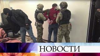 В Нальчике ФСБ предотвратила теракт, который готовил сторонник запрещенной ИГИЛ.