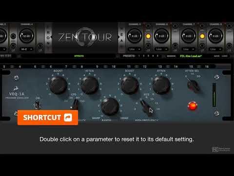 Antelope Audio 101: The Vintage EQs - 2. VEQ1A