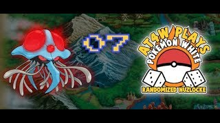 Pokémon White Randomized Nuzlocke 07: Red Dead ReDOMption - Let's Play