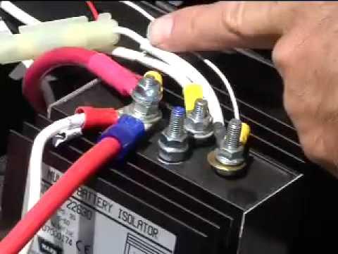 ATV Television Product Review  Rhino Battery Isolator  YouTube