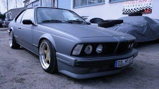 BMW 635 csi Turbo 500rwhp performance update by Turbologic