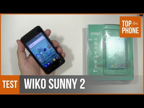 Wiko Sunny2 Price Pakistan, Mobile Specification