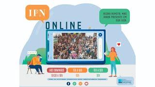 LIVE PASTORAL IPN ONLINE #139 (Marcos 8. 27-30 - Rev. Marcelo Silva) – 17/11/2020