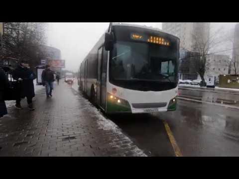 Volgabus-6271.00, маршрут 342, Т 800 АА 777 (3004) / Bus Volgabus-6271.00, Route 342