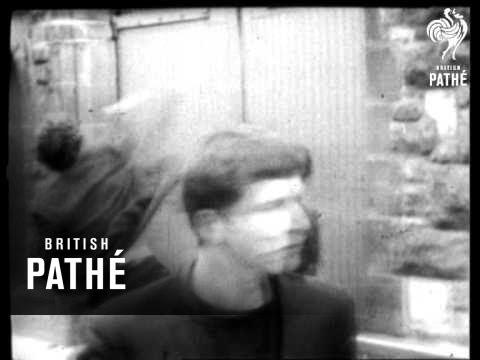 Street Riot In Belfast (1970)