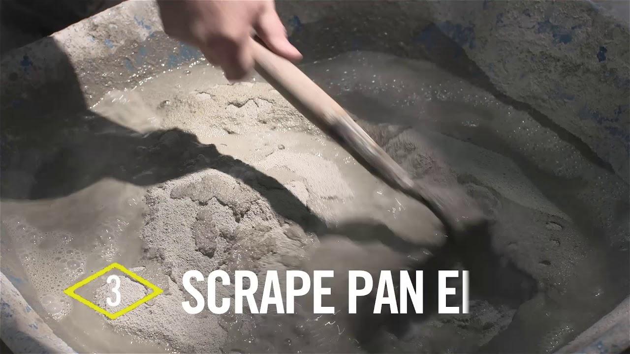Sakrete Mortar Mix Video Tutorial Youtube