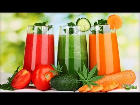 The Power of Juicing RAW Cannabis - Dr William Courtney