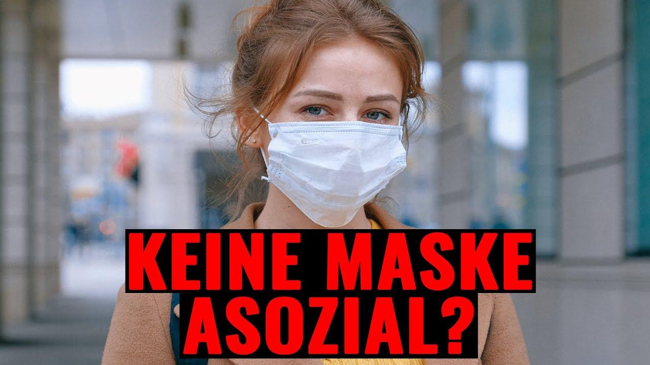 Sind Maskenverweigerer asozial und gehören denunziert?!