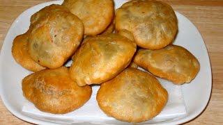 Урад-дал качори (Пирожки с далом и пряностями)