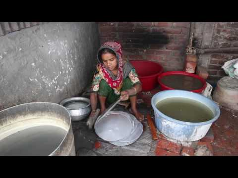 Dhaka Report 1: Aluminium Pot Factory
