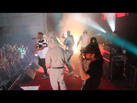 HOPSIN - LUNCHTIME CYPHER (L!VE) FT 360, LUNAR C, MIRACLE AND PEZ