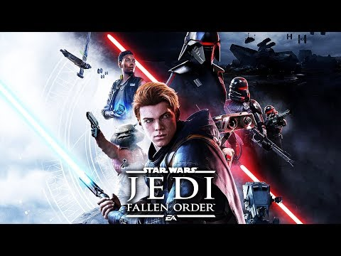 STAR WARS: JEDI FALLEN ORDER All Cutscenes (Game Movie) 1080p 60FPS