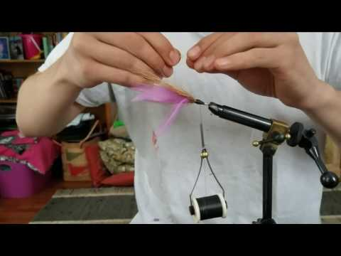 How To Tie Tail Flags for Fishing Lures and Plugs
