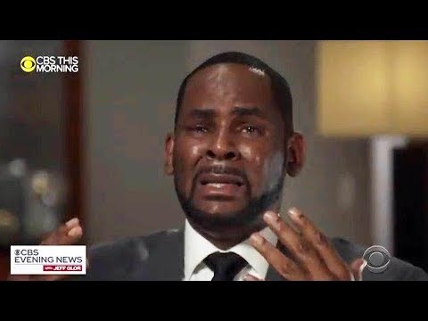 R kelly does his first sit down interview since the case