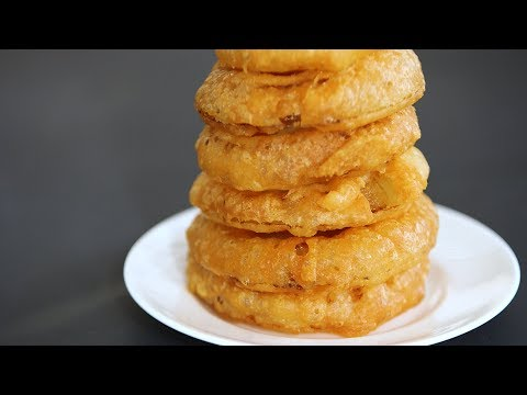 The Crispiest Onion Rings - Kitchen Conundrums With Thomas Joseph