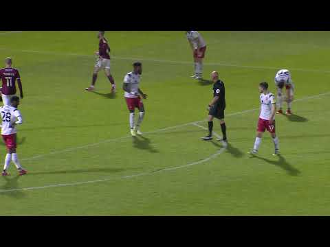 Northampton Walsall Goals And Highlights