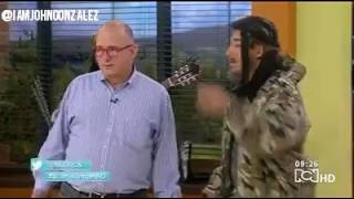Rastafari colombiano improvisando!