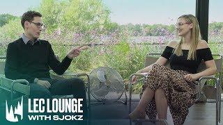 """#LEC Lounge with Sjokz - Ep.3 Martin """"Deficio"""" Lynge"""