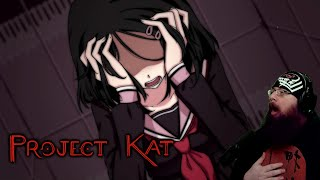 Dark Occult Pacts aren't gonna end well..! | Project: Kat Horror Game with Oshikorosu.
