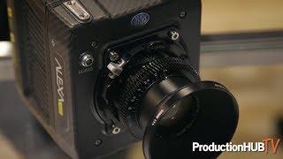 CW Sonderoptic Creates Lenses for Large Format Sensors at NAB 2018