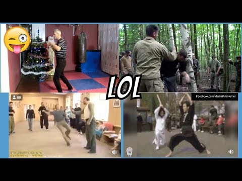 Funny Martial Arts Techniques To Lighten Up Your Day