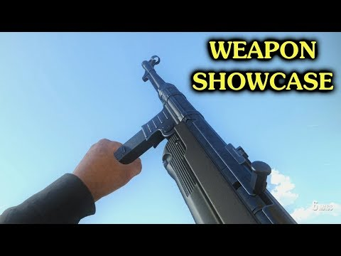 Day of Infamy - ALL WEAPONS Showcase |