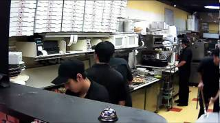 Best NY Pizza Carrollwood Live Kitchen Video