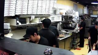 Best NY Pizza Live Kitchen Video